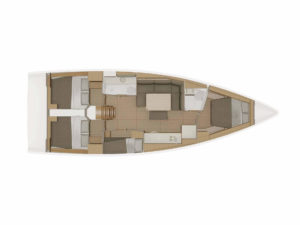 sailing yacht layout